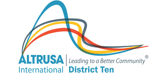 Altrusa District Ten Logo